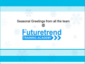 xmas and new years greeting from futuretrend